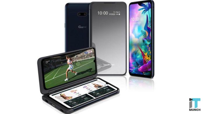 LG's G8X ThinQ mobile I iTMunch