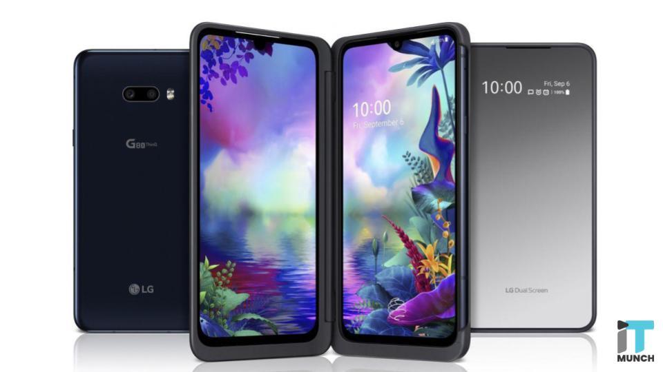 LG Galaxy fold | iTMunch
