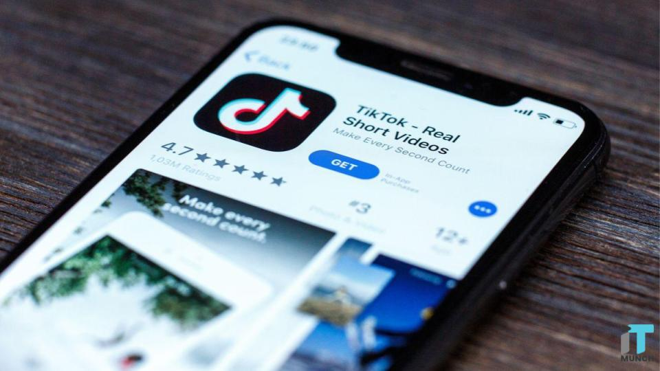 Tiktok app download | iTMunch