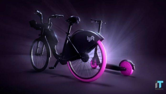Lyft bicycles | iTMunch