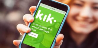 Messaging app Kik | iTMunch