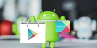 Android dummy carrying play store logo I iTMunch