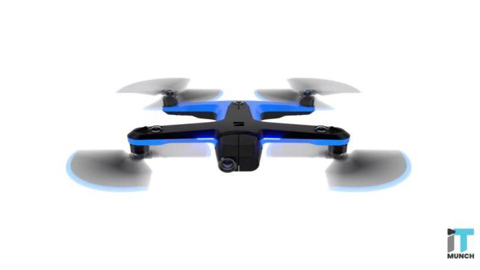 Self flying drone by Skydio | iTMunch