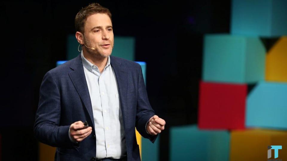 Jason Dean, Slack CEO and co-founder Stewart Butterfield | iTMunch