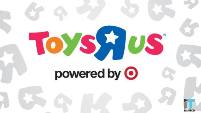 "Toys ""R"" Us logo | iTMunch"