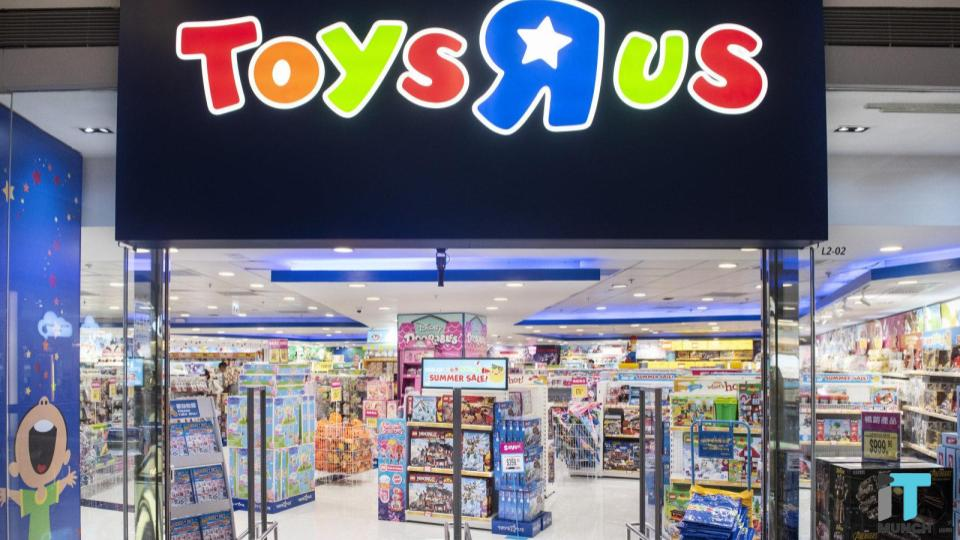 """Toys """"R"""" Us goes online with loyalty points from Target Circle 