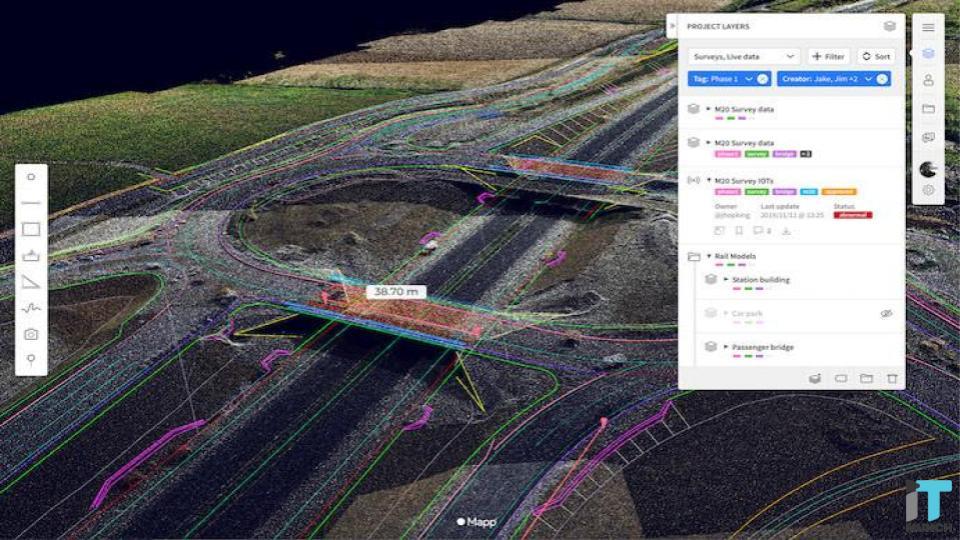 SenSat's Mapp platform | iTMunch