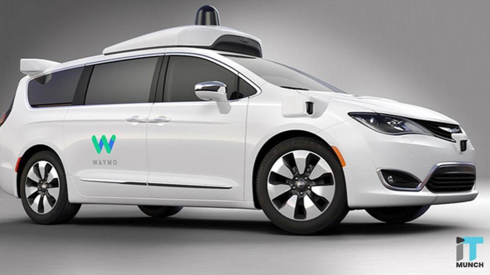 Driverless cars by Waymo | iTMunch