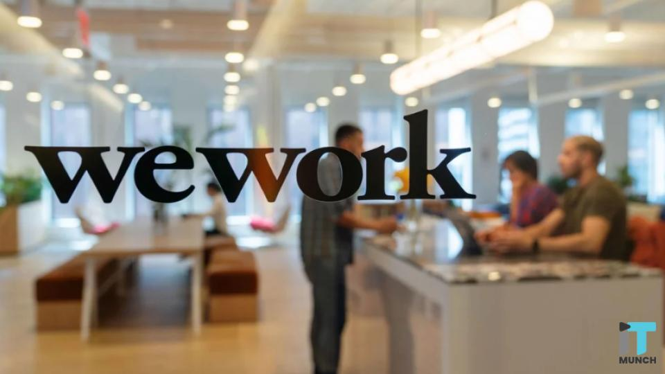 WeWork- Office space solutions   iTMunch