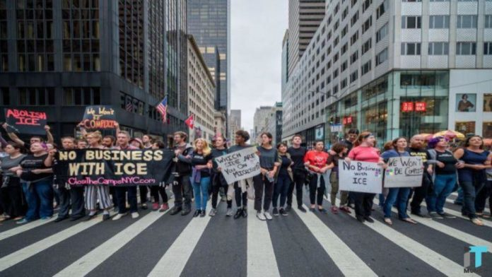 ICE protest | iTMunch