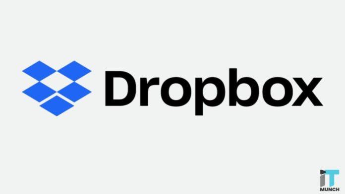 New dropbox interface | iTMunch