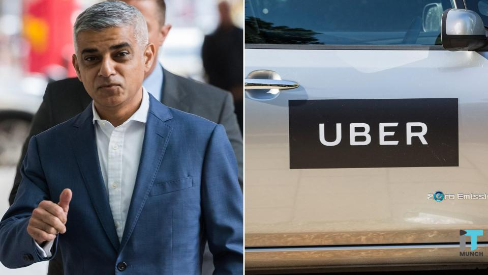 TFL grands Uber temporary release | iTMunch