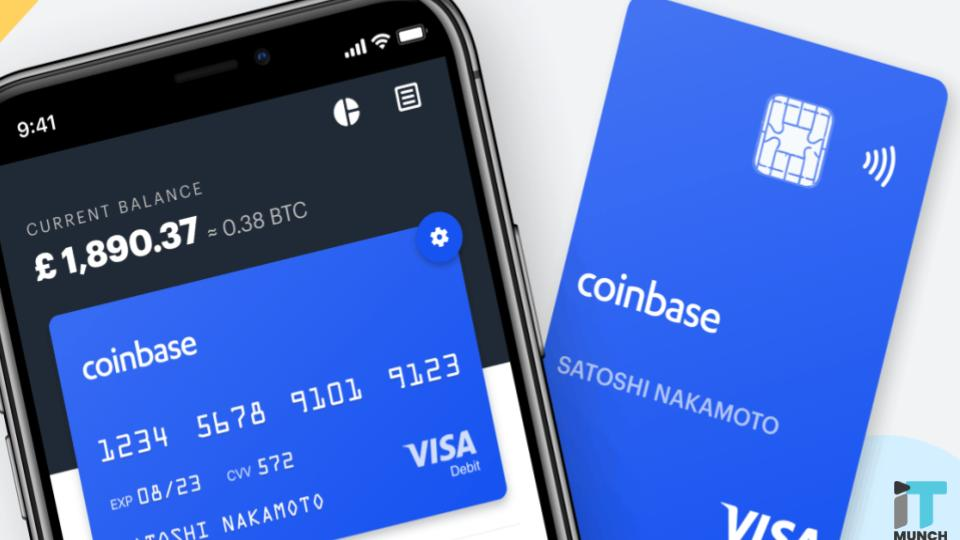 Coinbase Mobile App | iTMunch
