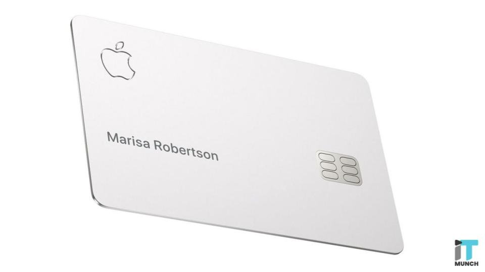 Apple card for iPhone fund | iTMunch