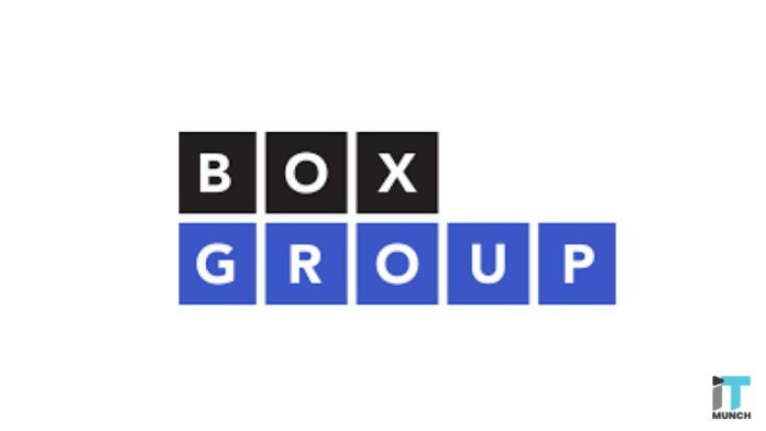 BoxGroup logo | iTMunch