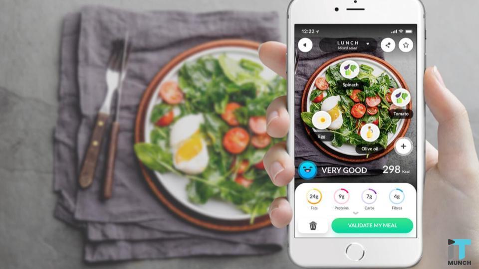 Foodvisor app | iTMunch