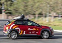 Testing of Hyundai BotRide I iTMunch