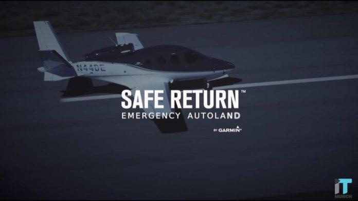 Emergency autolanding by Garmin | iTMunch