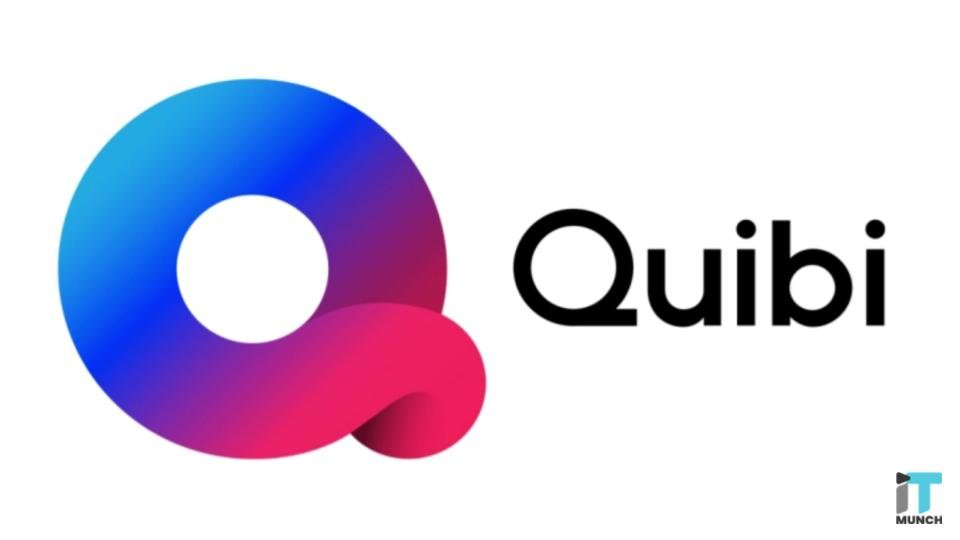 Quibi logo- Quibi ads bring in $150M in first year | iTMunch