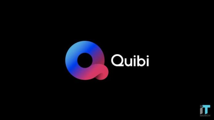 Logo Quibi- mobile only streaming service | iTMunch