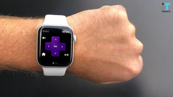 Control Roku devices on Apple watch | iTMunch
