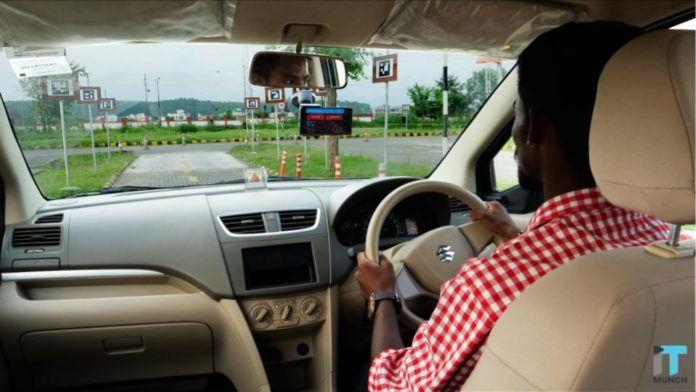 Driving licence test in India | iTMunch