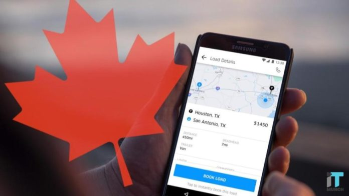 Uber Freight in Canada | iTMunch