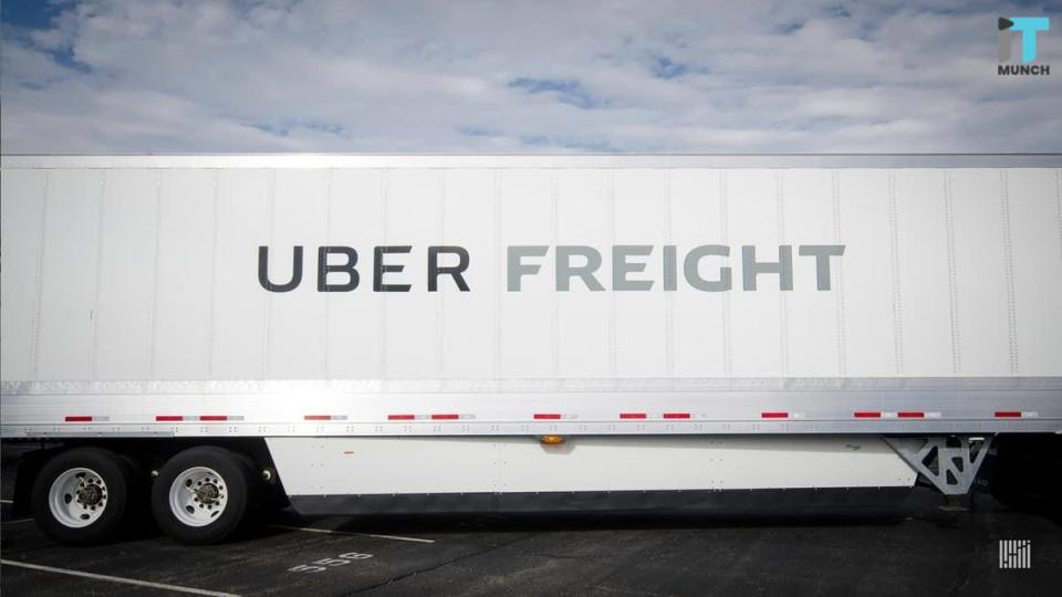 Uber Freight assists truck drivers to connect with shipping companies | iTMunch