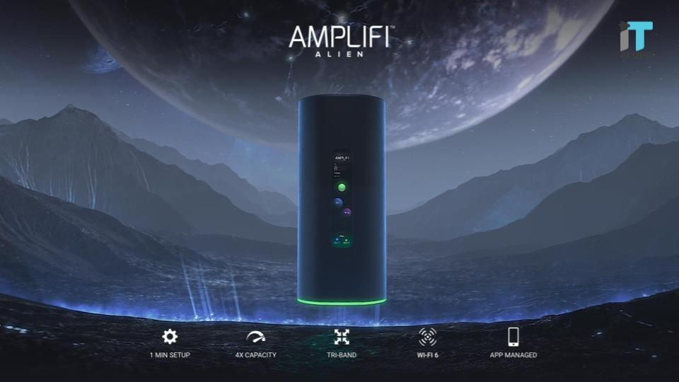Amplifi Alien- all in one networking device | iTMunch