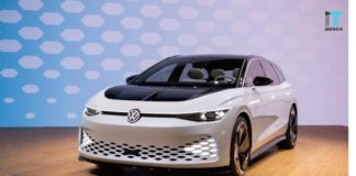 Volkswagen all electric wagon | iTMunch