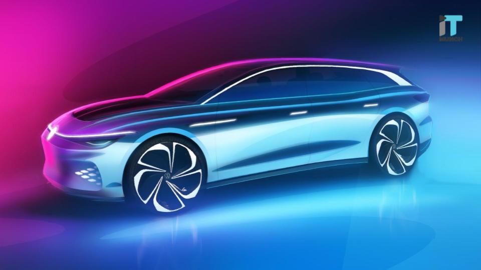 Concept vehicle named the ID Space Vizzion by Volkswagen | iTMunch