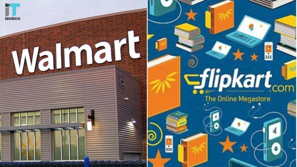 Walmart's flipkart enters food business in India | iTMunch