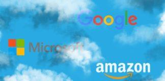 Google, Amazon, Microsoft cloud services | iTMunch