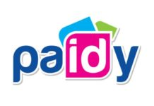Paidy logo I iTMunch