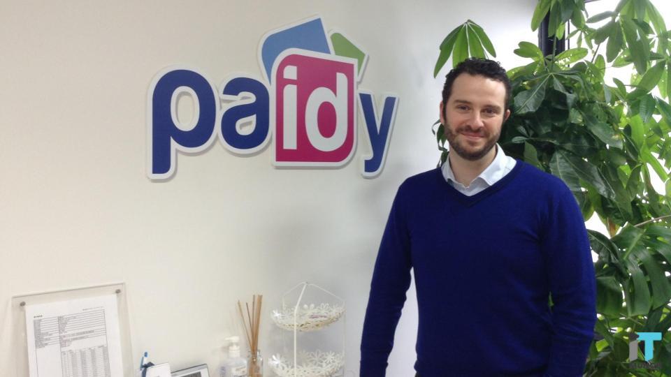 Paidy investor | iTMunch