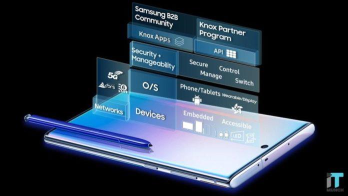 Samsung enterprise alliance program | iTMunch
