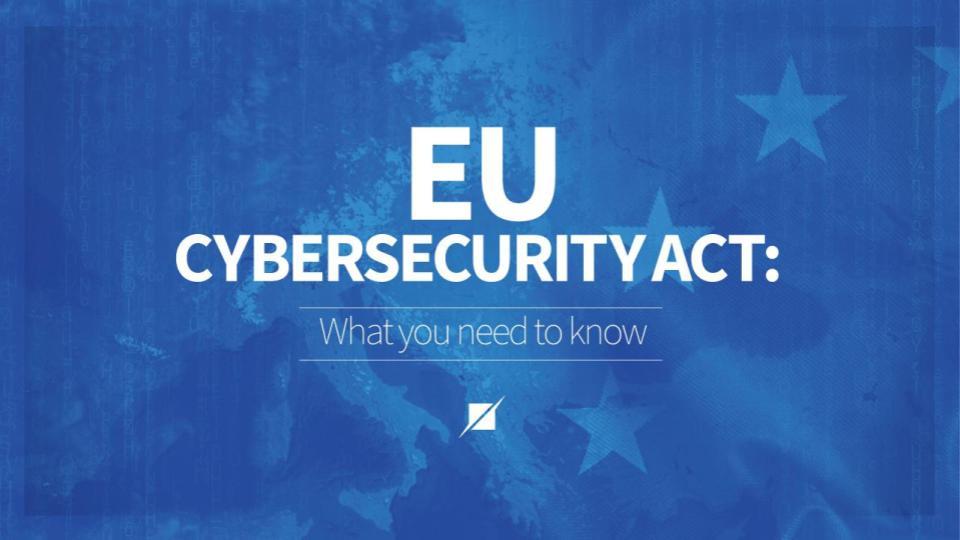 EU Cybersecurity act | iTMunch
