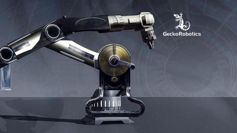Gecko Robotics Raises $40 Million in Funding For Increasing Robot Production