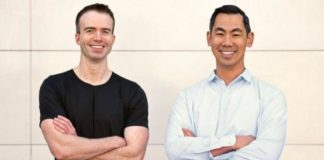 Huckleberry co-founders Bryan O'Connell and Steve Au I iTMunch