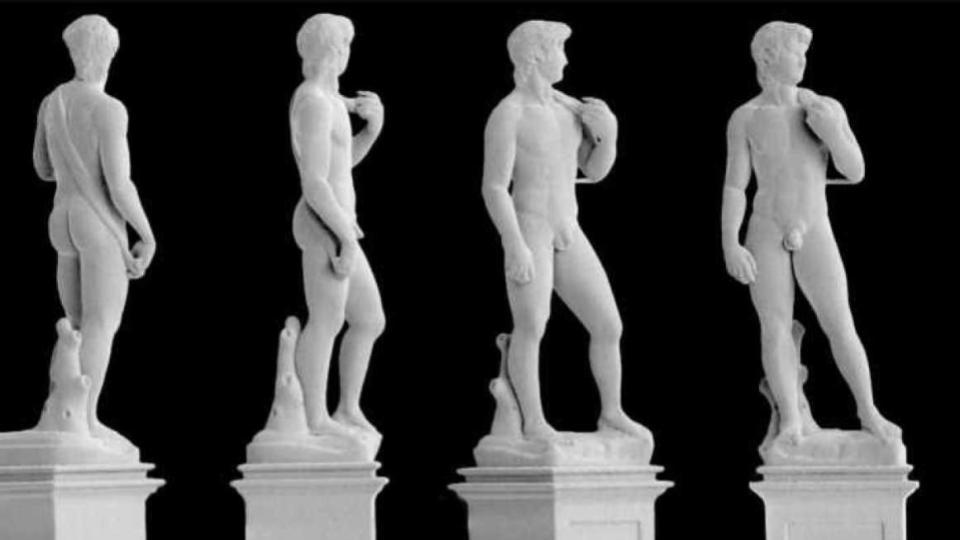 3D printed David | iTMunch