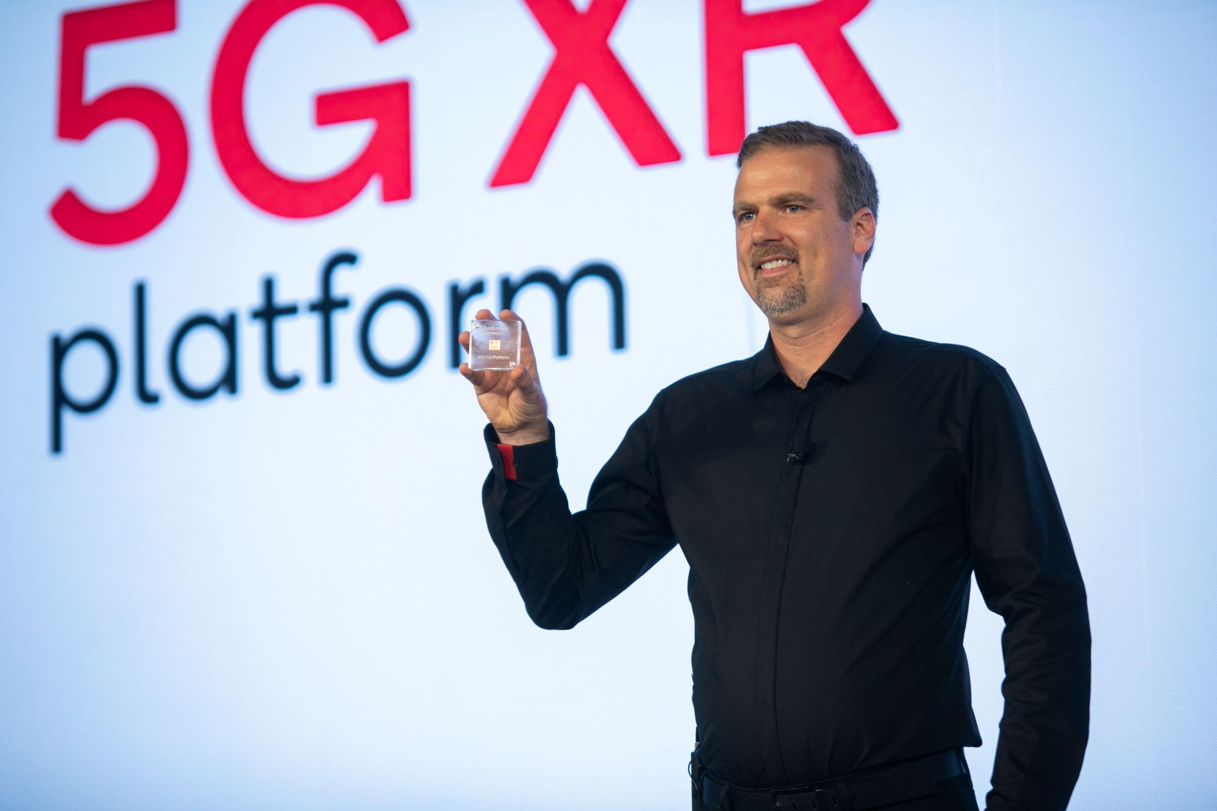 Qualcomm introduces 5G supporter XR platform | iTMunch