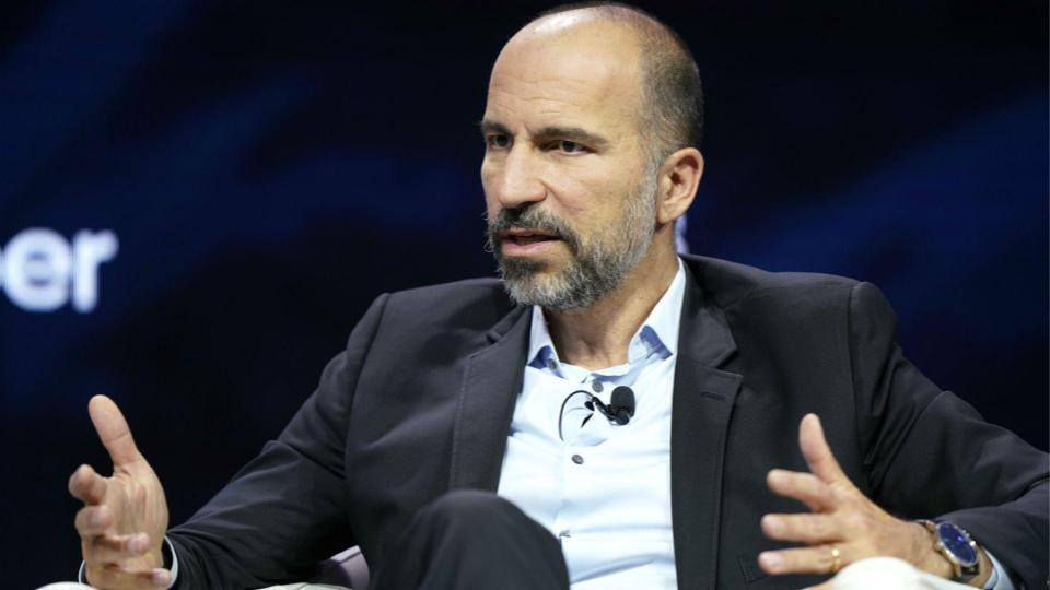 Dara Khosrowshahi- CEO of Uber | iTMunch