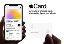 Apple credit card | iTMunch