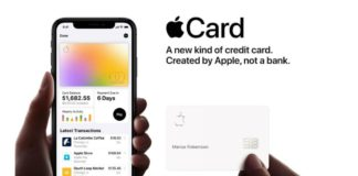 Apple credit card   iTMunch