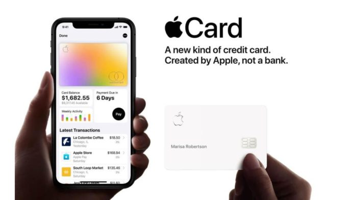 Apple credit card | iTMunch