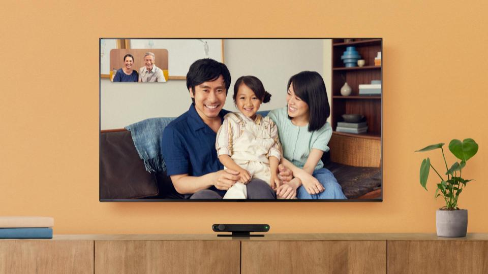 Videocall on TV | iTMunch