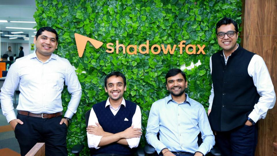 Shadowfax network logistics team | IT Munch