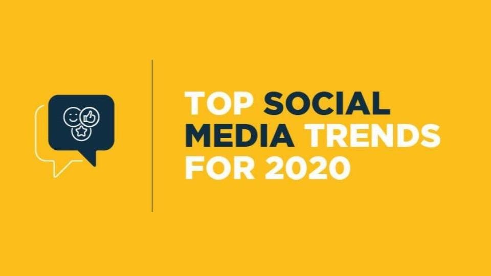 Top social media trends 2020 | iTMunch