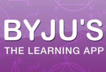 BYJU's: The learning app logo I iTMunch