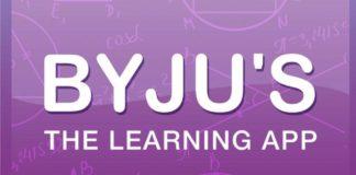 BYJU's: The learning app logo I iTMunch
